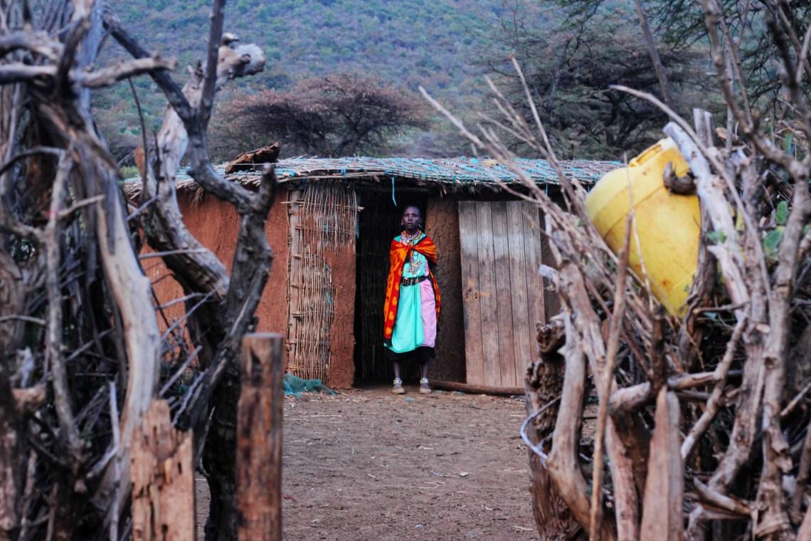 Maasai Mara_Woman
