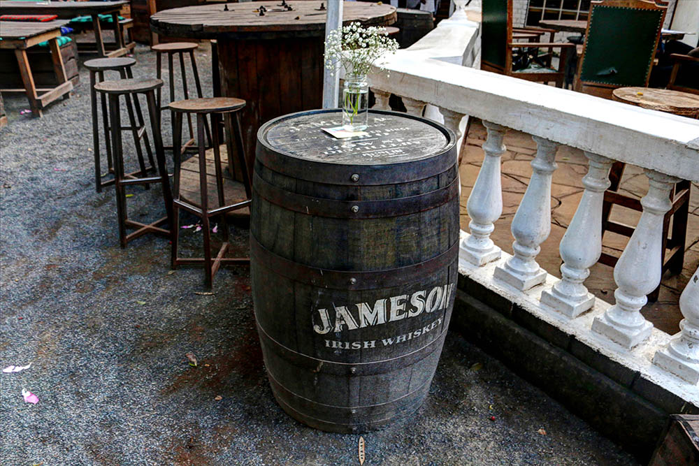 The Juniper Kitchen_Barrel