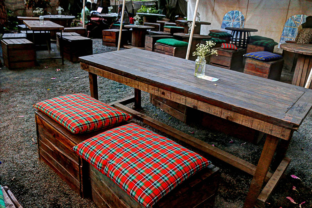 The Juniper Kitchen_Outdoor seating
