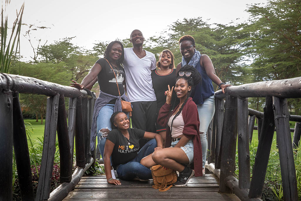 A Road trip to Naivasha with Turnup.Travel