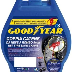 goodyear catene g9