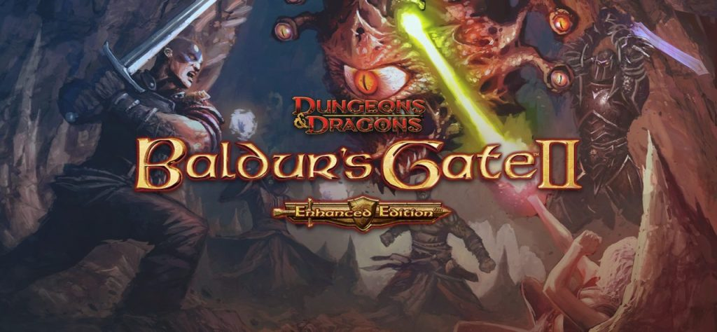 baldurs gate II enhanced edition