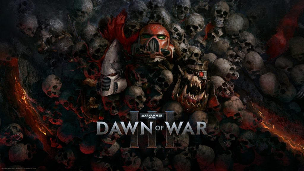 WARHAMMER 40.000: DAWN OF WAR III ANNIENTAMENTO