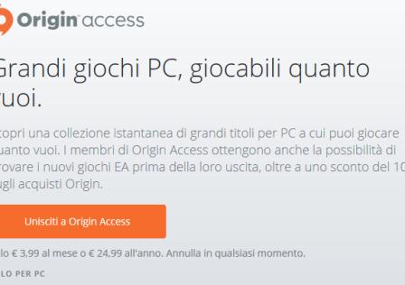 Origin Access