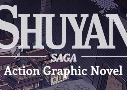 Shuyan Saga Logo