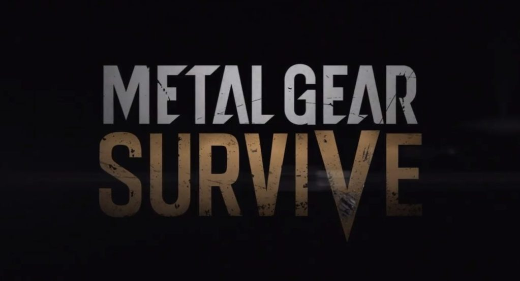metal gear solid survive, Metal Gear Survive, una catastrofe annunciata?, Metal gear Survive ha una data d'uscita