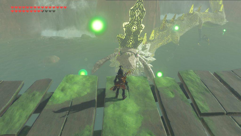 Breath of the Wild : il farm dei draghi leggendari di Zelda