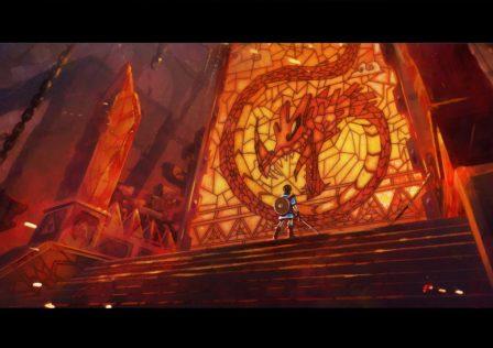 Dragones legendarios Zelda Guía Español