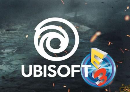 Ubisoft E3 2017 logo