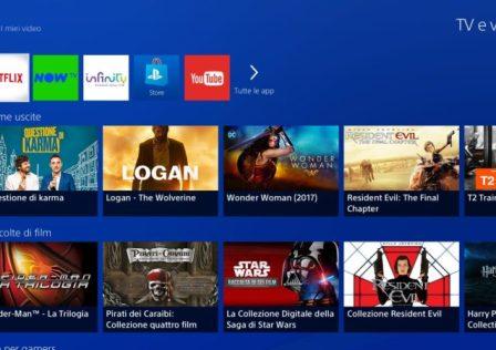 TV e VIDEO PS4