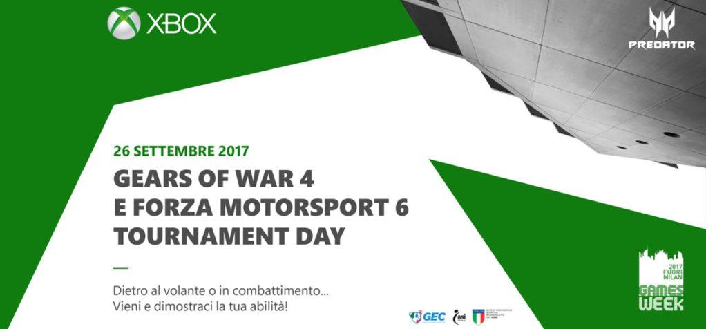 Fuori Milan Games Week Microsoft House