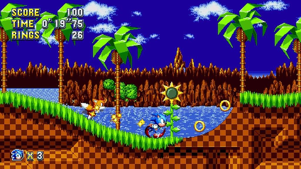 Recensione Sonic Mania