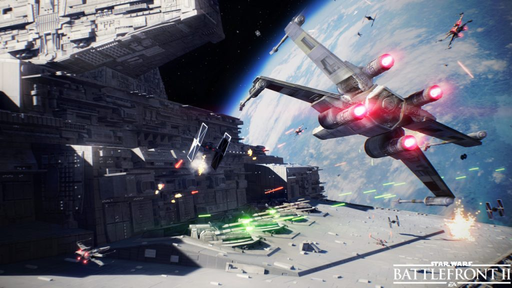 Star Wars Battlefront 2 Beta Logo