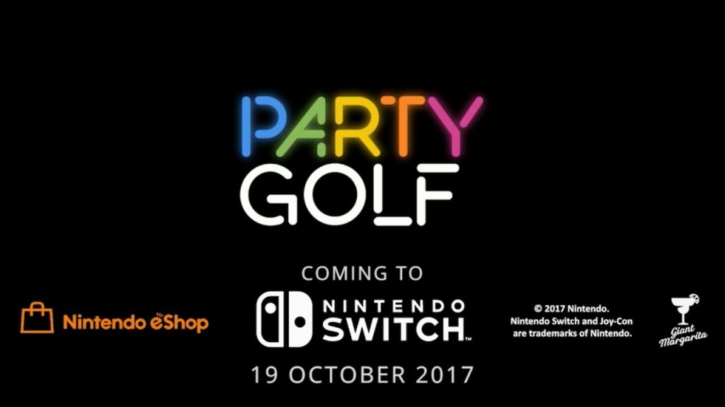 Party Golf Logo Switch