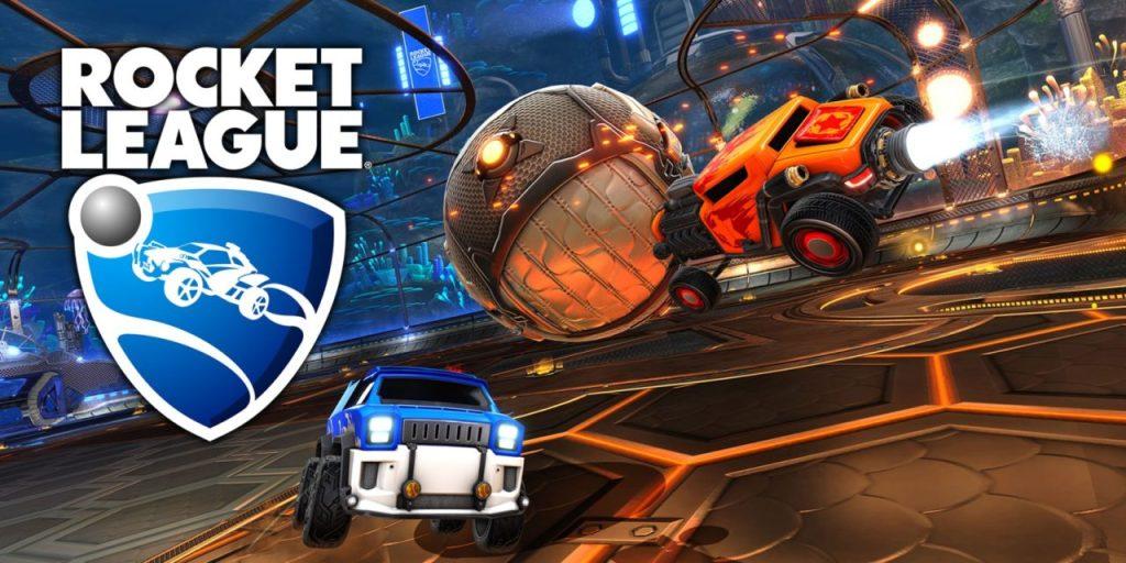 Rocket League Switch Logo