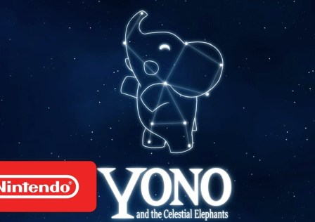 Yono And The Celestial Elephants Logo