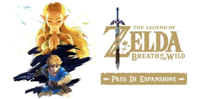 Zelda Pass di Espansione