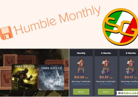 Humble Monthly Marzo 2018