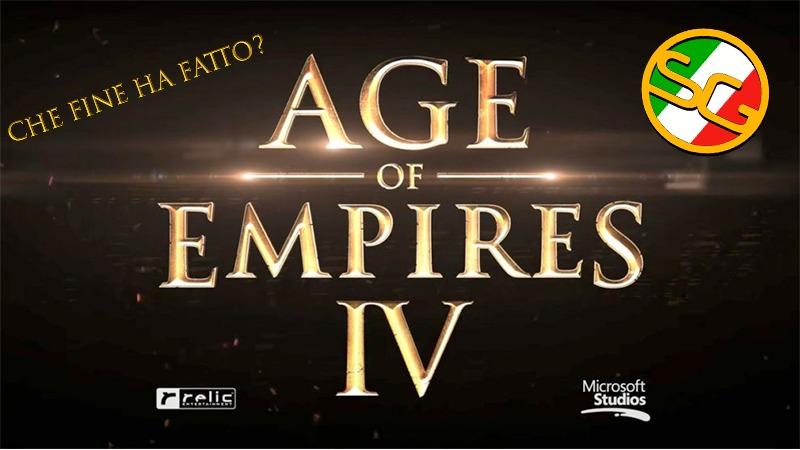 age of empires 4 logo