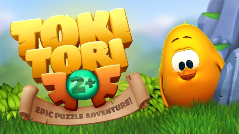 Toki Tori 2 Switch