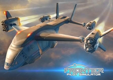 Title Frontier Pilot Simulator
