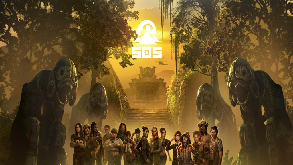 SOS: The Ultimate Escape - Anteprima