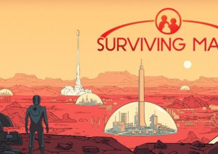 Logo Surviving Mars