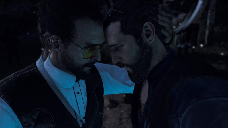 John e Joseph - Far Cry 5
