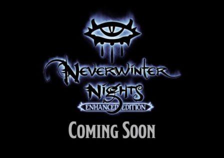 Neverwinter Nights Enhanced Edition LOGO Coming Soon