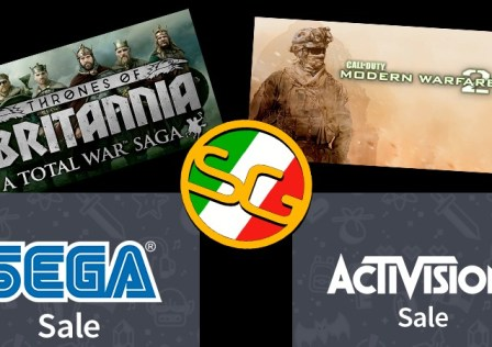 Humble Store SEGA Activision