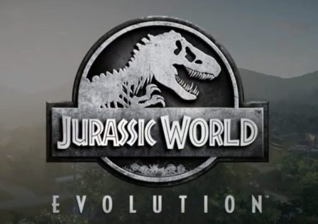 Jurassic World Evolution logo
