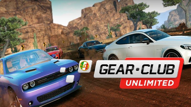 Gear Club Unlimited Recensione