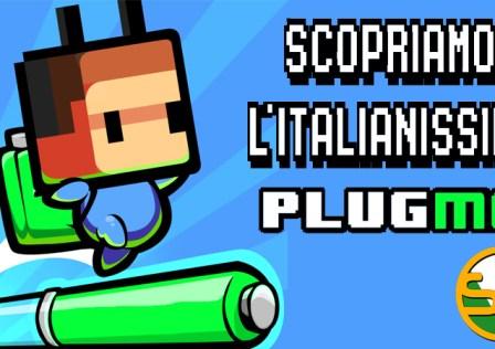 Indie game Italiano: Plug Me