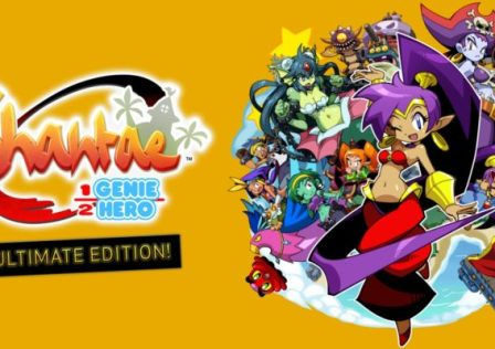 Shantae Half Genie Hero Ultimate Edition Switch