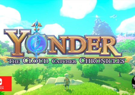 Yonder The Cloud Catcher Chronicles Switch LOGO
