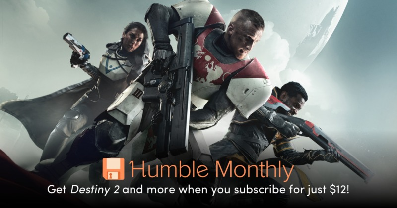 Humble Monthly Giugno 2018