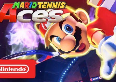 Mario Tennis Aces Torneo Italia