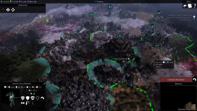 Città Warhammer 40,000: Gladius - Relics of War
