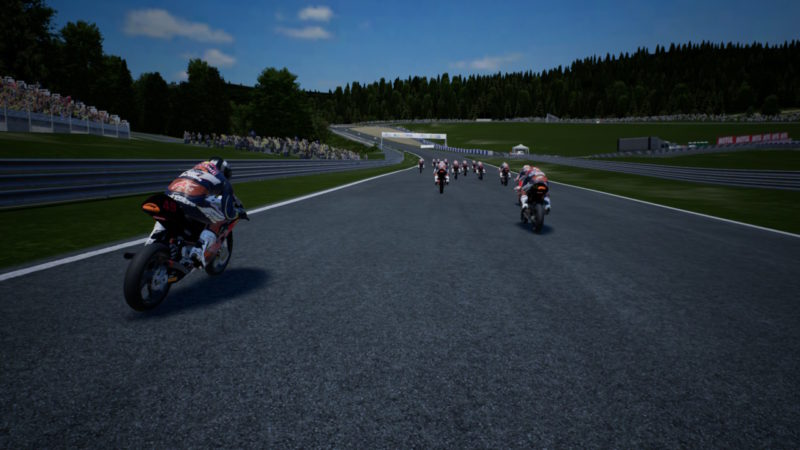 MotoGP 18 Screenshot Reali Switch