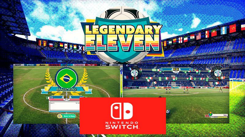 Legendary Eleven LOGO