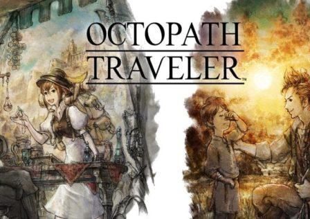 Octopath Traveler Tressa