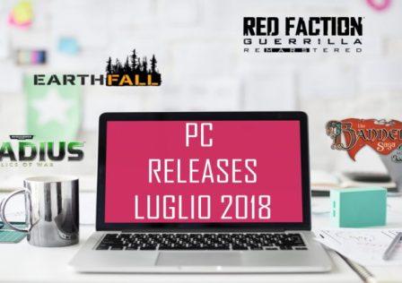 USCITE PC LUGLIO 2018