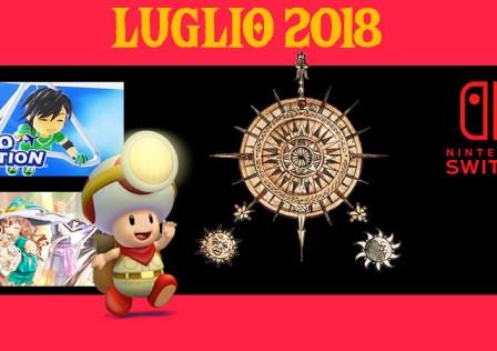 Uscite Switch Luglio 2018