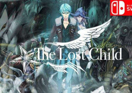 The Lost Child LOGO switch