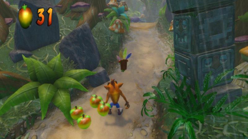 Crash Bandicoot Cortex Strikes Back Nintendo Switch