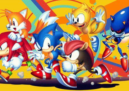 Sonic Mania Plus Recensione