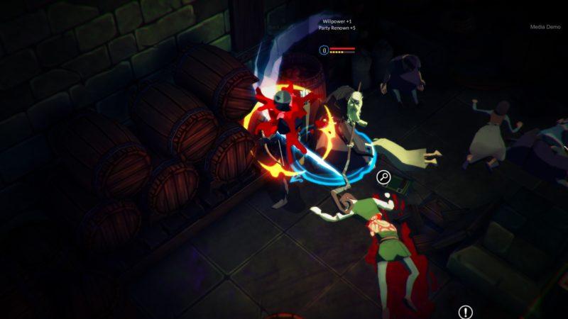 Sword Legacy Omen