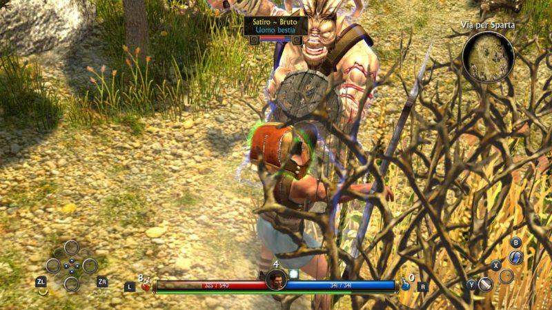 Titan Quest Switch Screenshot 3
