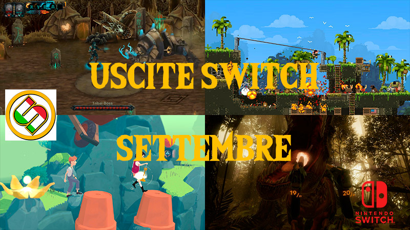 Switch Settembre 2018