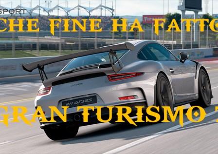 Gran Turismo 7 uscita